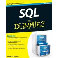 Wiley SQL For Dummies, 8th Edition