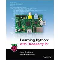 Wiley Learning Python with Raspberry Pi, 1st Edition