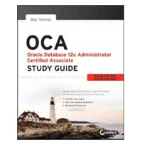 Wiley OCA ORACLE DATABASE 12C
