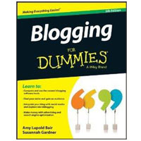 Wiley BLOGGING FOR DUMMIES 5/E