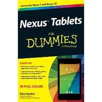Wiley NEXUS TABLET FOR DUMMIES