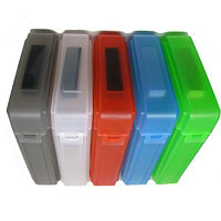 "Purex 3.5"" HDD Storage Case - 5 Pack Assorted Colors"