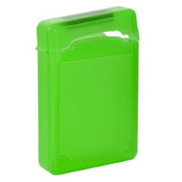 "Purex 2.5"" HDD Storage Case - Green"