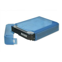 "Purex 3.5"" HDD Storage Case - Blue"