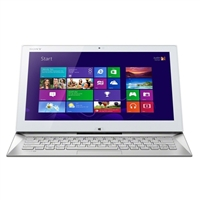 """Sony VAIO SVD13215PXW 13.3"""" Laptop Computer - White"""