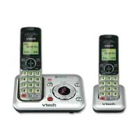 VTech CS6629-2 DECT 6.0 Digital Answering System with 2 Handsets