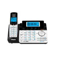 VTech DS6151 DECT 6.0 Digital Answering System with 1 Handset