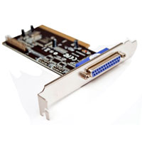 Vantec 2-Port Parallel PCI Host Card