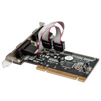 Vantec 2-Port Serial (RS-232) PCI Host Card