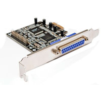 Vantec 2-Port Parallel PCIe Host Card