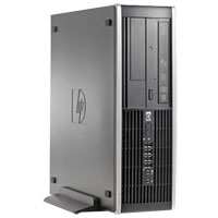 HP 6000 Windows 7 Professional Desktop Computer Refurbished