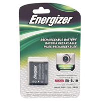 Bower ENB-NEL9 Replacement Li-Ion Battery for Nikon EN-EL9