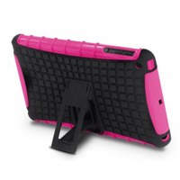 iEssentials Rugged Stand Cover for iPad Mini - Pink