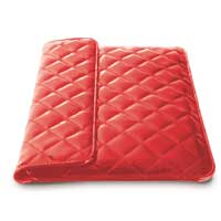 "iEssentials Universal Quilted Case in fits Tablets 9-10"" - Red"