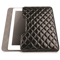Travelocity 7-8'' Universal Quilted Case - Black