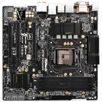 ASRock Z87M Extreme4 Socket LGA 1150 mATX Intel Motherboard - Refurbished