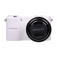Samsung NX2000 20.3 Megapixel SMART Digital Camera - White