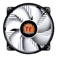 Thermaltake Silent Intel LGA1156 CPU Cooler with 4-Pin PWM Function