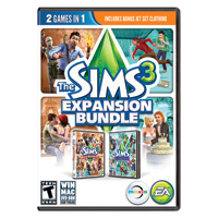 Electronic Arts The Sims 3 Expansion Bundle (PC/Mac)