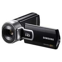 Samsung HMX-QF30 HD Digital Camcorder - Black