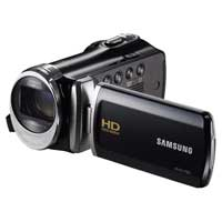 Samsung HMX-F90 HD 720p Digital Camcorder - Black
