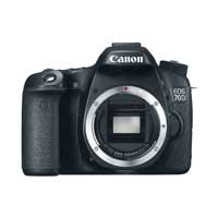 Canon EOS 70D 20.2 Megapixel Digital SLR Camera Body - Black
