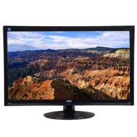 "AOC E2425SWD 24"" LED Monitor"