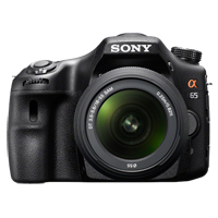 Sony Alpha SLT-A65 24.3 Megapixel Digital SLR Camera