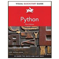 Sams Python: Visual QuickStart Guide, 3rd Edition