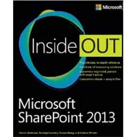 Microsoft Press SHAREPOINT 2013 INSIDE OU