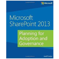 Microsoft Press SHAREPOINT 2013 PLANNING