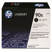 HP 90X High Yield LaserJet Black Toner Cartridge