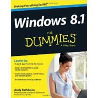 Wiley WINDOWS 8.1 FOR DUMMIES