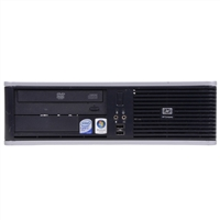 HP dc7800 Windows 7 Professional Desktop Computer Refurbished