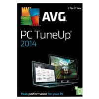 AVG 2014 Anti-Virus Tuneup 1 Year 3 User (PC)