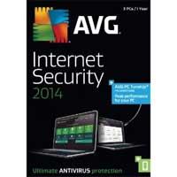 AVG 2014 Internet Security with PC Tune Up 1 Year 3 User (PC)