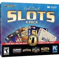 Encore Software Reel Deal Slots 4 Pack (PC)