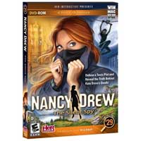 Her Interactive Nancy Drew: Silent Spy (PC/Mac)