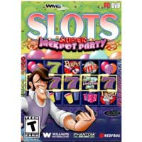 Phantom EFX WMS Slots: Super Jackpot Party (PC)