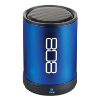 808 Audio CANZ Mini Bluetooth Portable Speaker - Blue
