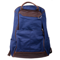 "Inland Backpack for Laptops fits Screens up to 15.6"" - Blue"