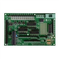 MCM Electronics Gertboard I/O Expansion Board for Raspberry Pi