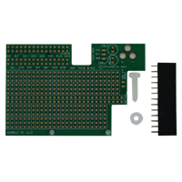 MCM Electronics Humble Pi Prototyping Board for Raspberry Pi