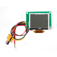 "Adafruit Industries 1.5"" LCD Display with Composite input for Raspberry Pi"