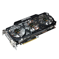 Gigabyte GV-N780OC-3GD NVIDIA GeForce GTX 780 rev.2.0 3072MB GDDR5 PCIe 3.0 x16 Video Card