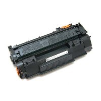 Micro Center Remanufactured HP 49A Black Toner Cartridge
