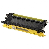 Micro Center Remanufactured Brother TN210Y Yellow Toner Cartridge