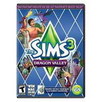 Electronic Arts The Sims 3: Dragon Valley (PC/Mac)