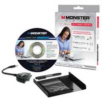 "Monster Digital UPGRADE KIT FOR 2.5"""" INTERNAL HARD DRIVE"