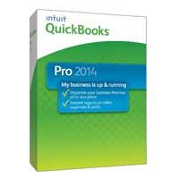 Intuit Quickbooks Pro 2014 (PC)